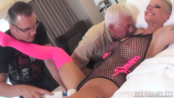 PornstarPlatinum - Joslyn James Tickle Tickle 1080p Cover