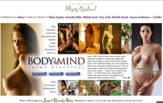 BodyInMind.com - Picset MegaPack Cover