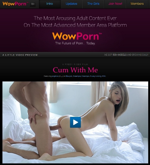 WowPorn - Siterip 2012-2015 720p Cover