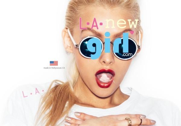 LANewGirls.com - Siterip (2015-2016) [720p] Cover