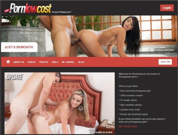 PornLowcost.com - Siterip (2014-2016) [1080p] Cover
