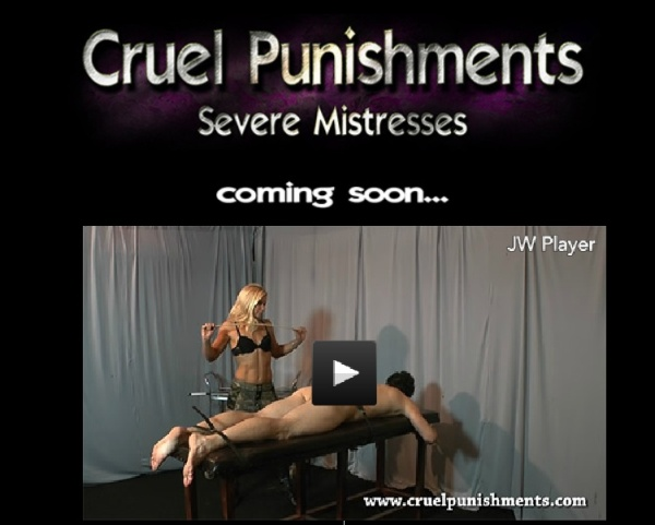 CruelPunishments.com - Siterip 2016-2017  Cover