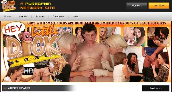 HeyLittleDick.com - Siterip (2009-2012) [720p] Cover