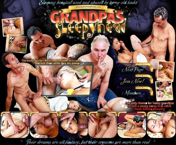 GrandPasSleepyHead.com - Siterip Cover