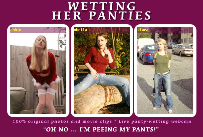 WettingHerPanties.com - Siterip (2011-2014) Cover