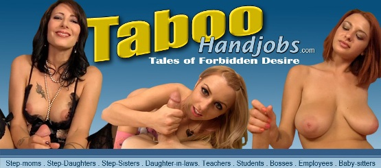 TabooHandjobs - Siterip Cover