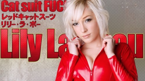 0080 Lily Labeau Red Castsuit (Kinpatu86.com/2010)