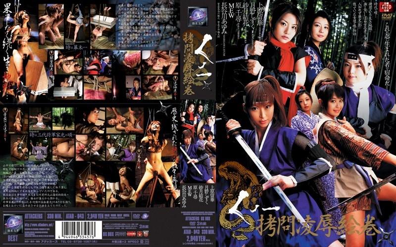 ATAD-043 MAIKA, Chihiro Hara  (ATTACKERS/2008)