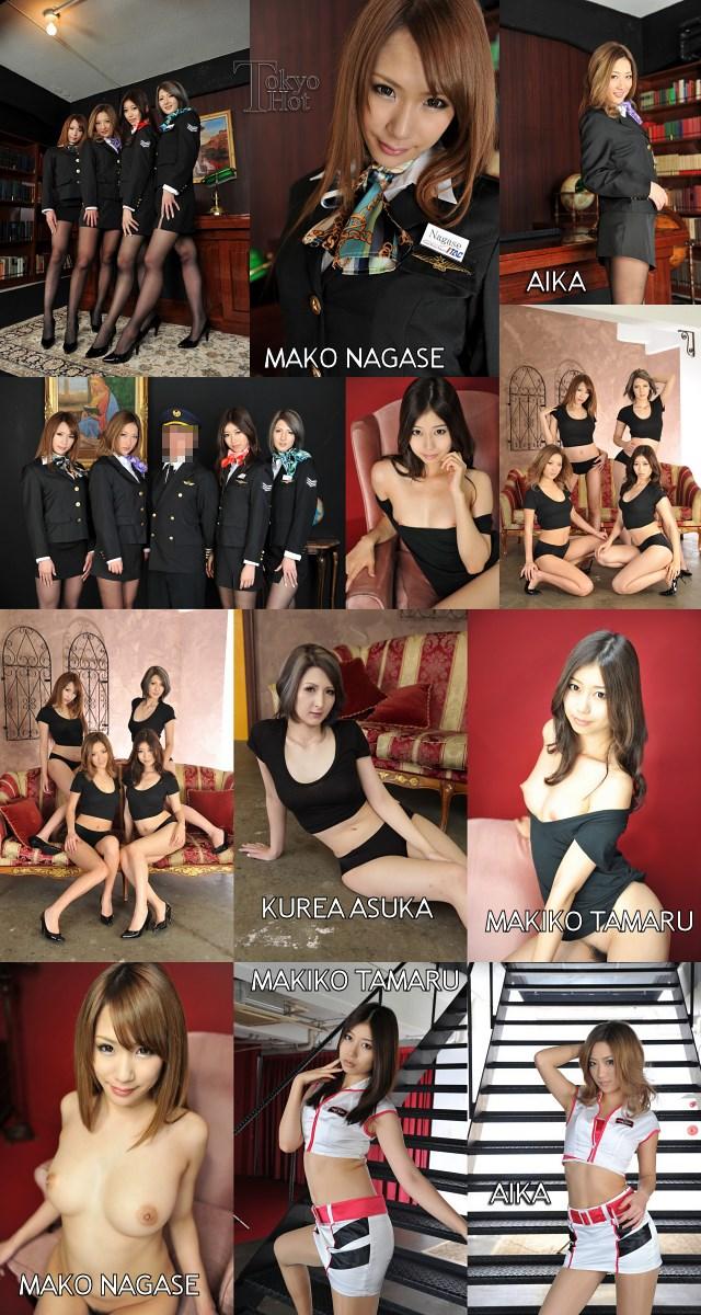 n0808 AIKA, Makiko Tamaru, Mako Nagase, Kurea Asuka – 2012 SP Part-1  (/2012)