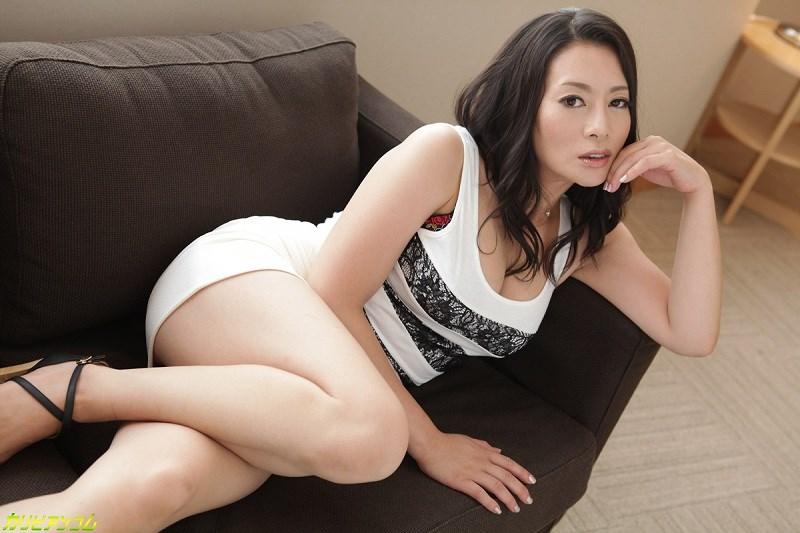 101014-708 Rei Kitajima – Mom With Big Tits [Caribbeancom.com/2014]