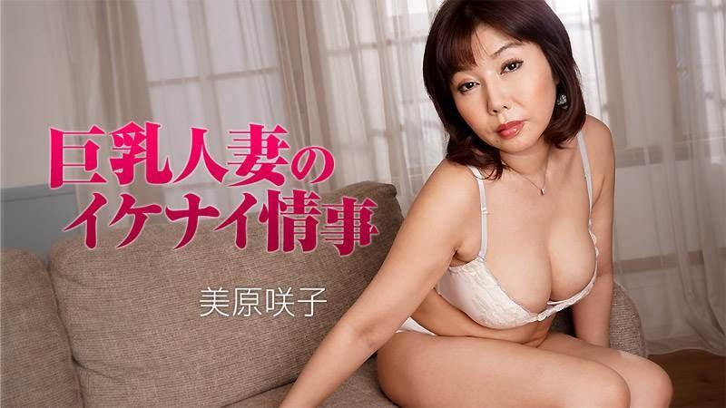 Busty Married Wife's Affair – Sakiko Mihara[Heyzo.com/2018]