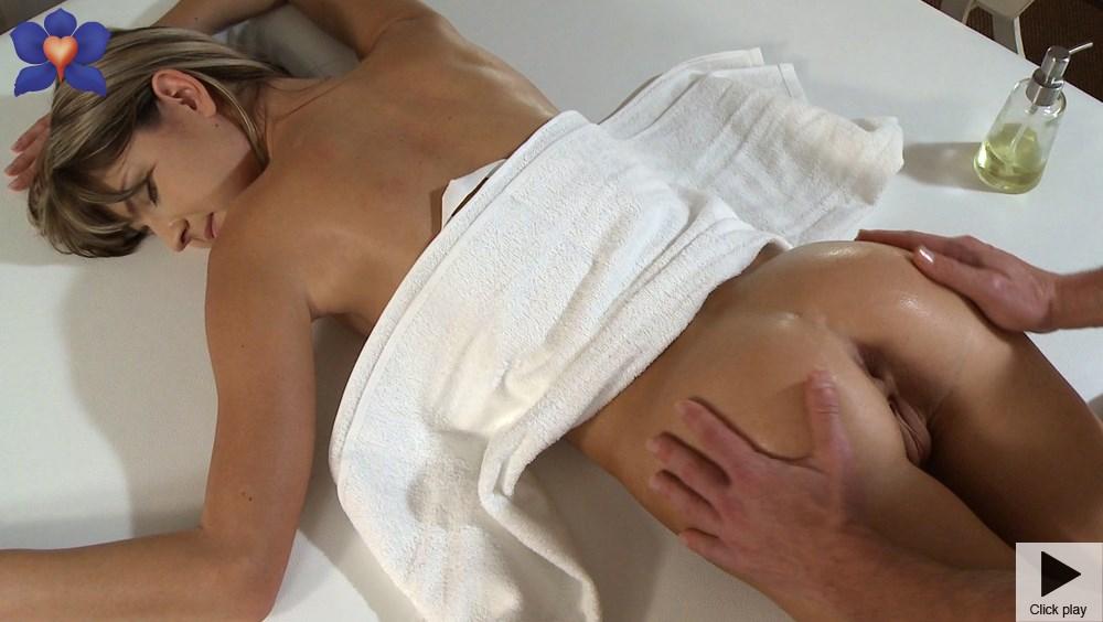Gina Devine Lesbian Massage