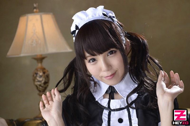 0730 Mai Otaka – Nasty Maid Slut Of Sex Training  [HEYZO.com/2014]