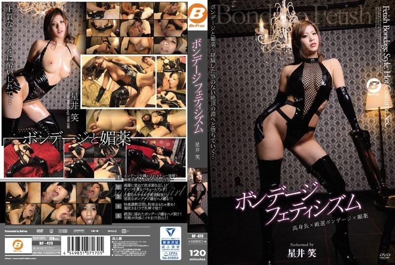 BF-473 Hoshii Emi – Bondage Fetishism Emi Hoshii  [Befree/2016]