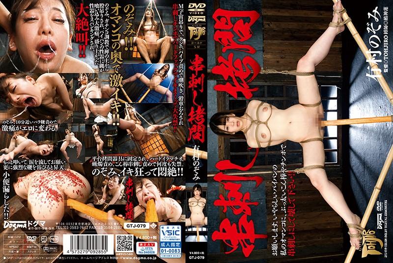 [GTJ-079] Transfixation Fuck Nozomi Arimura (1080p)