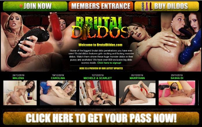 BrutalDildos.com – SiteRip (2005-2012)