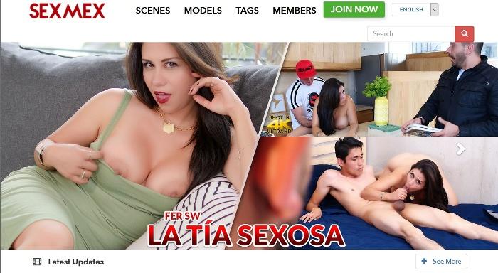 Sexmex.xxx – SiteRip (2010-2019)
