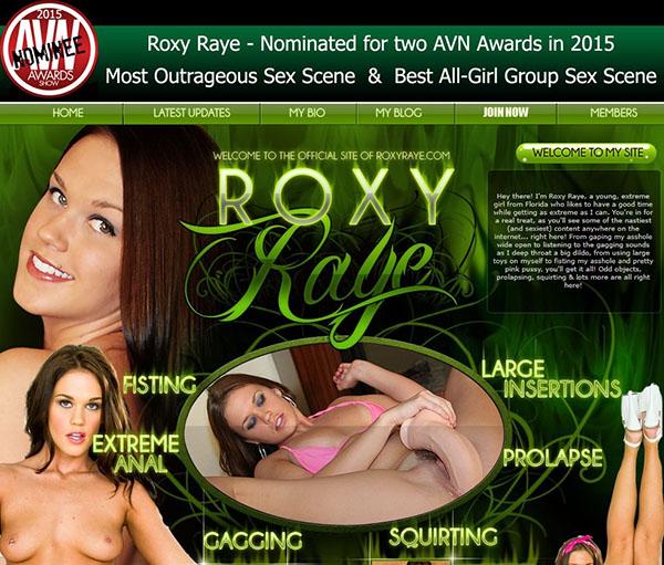 RoxyRaye.com – SiteRip