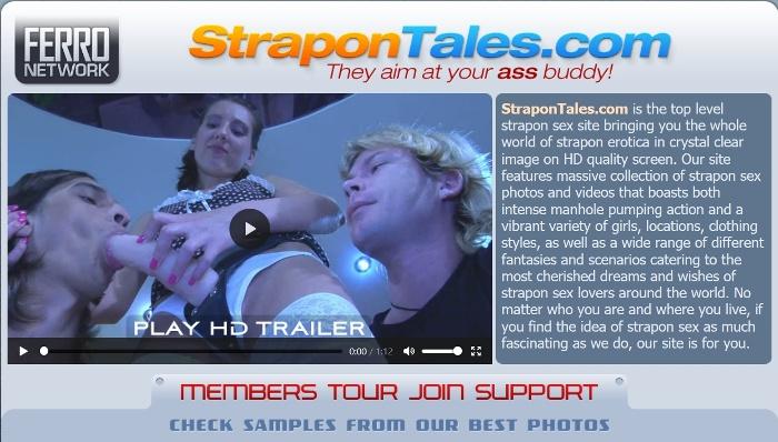 StraponTales.com – SiteRip
