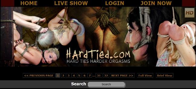 HardTied.com – SiteRip (2015-2017) [720p]
