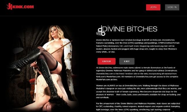 DivineBitches.com – SiteRip (2009-2016) [720p]