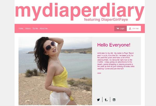 MyDiaperDiary.com – SiteRip