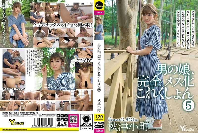 [HERY-107] Turning A Man's Daughter Into A Complete Slut Collection 5 – Komachi Akitsu (1080p)