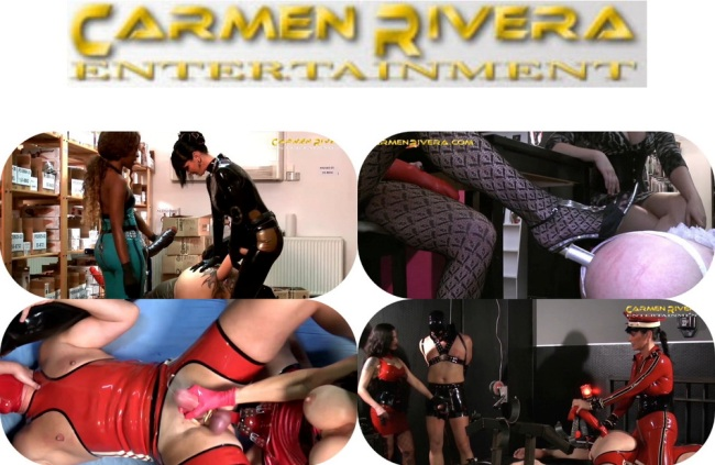 Carmen Rivera Entertainment - SiteRip (2009-2017) [720p]