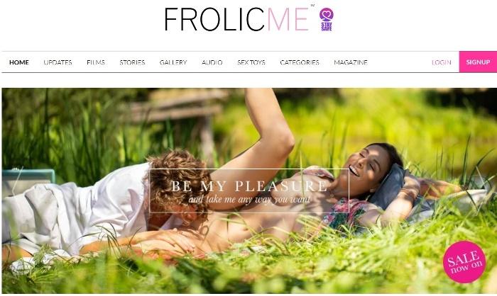 FrolicMe.com - SiteRip [HD]