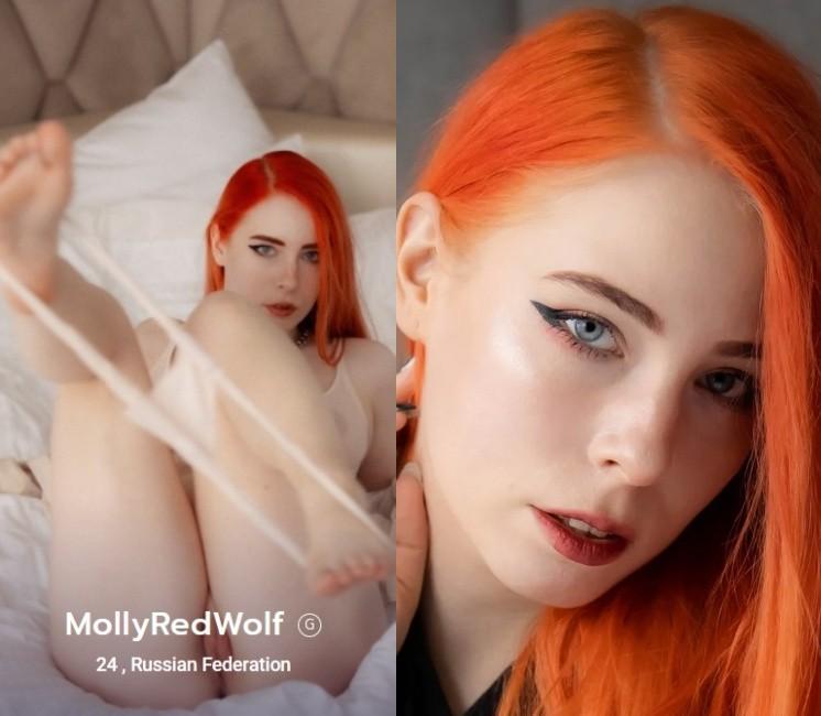 [ManyVids.com] MollyRedWolf - MegaPack