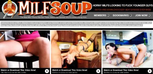 MilfSoup.com - Siterip (2009-2013) [720p] Cover
