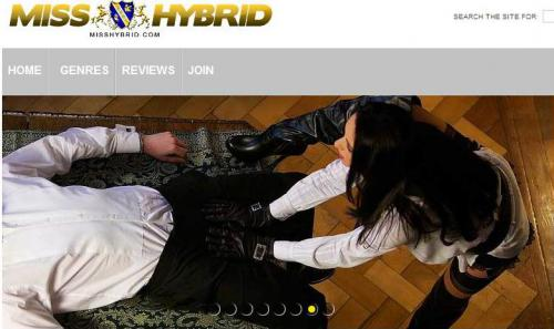 MissHybrid.com - Siterip (2008-2016) Cover