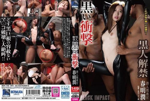 [BDA-143] Mating Season In Black Jun Harumi